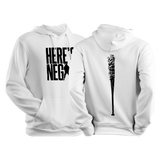 "The Walking Dead ""Here's Negan Silhouette"" Hoodie"