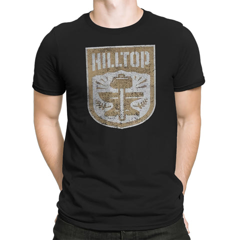 "THE WALKING DEAD: ""Hilltop Faction"" T-Shirt (Men's)"