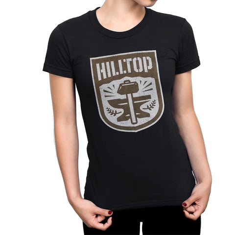 "THE WALKING DEAD: ""Hilltop Faction"" T-Shirt (Women's)"