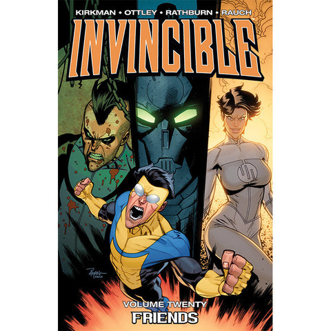 "INVINCIBLE Volume 20 - ""Friends"""