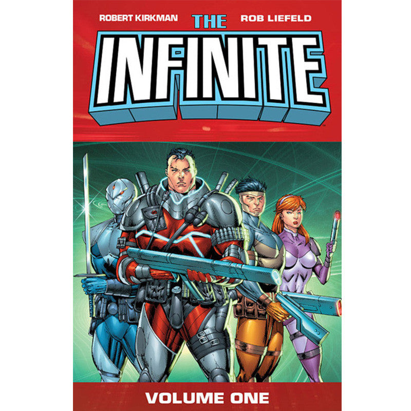 THE INFINITE Volume 1