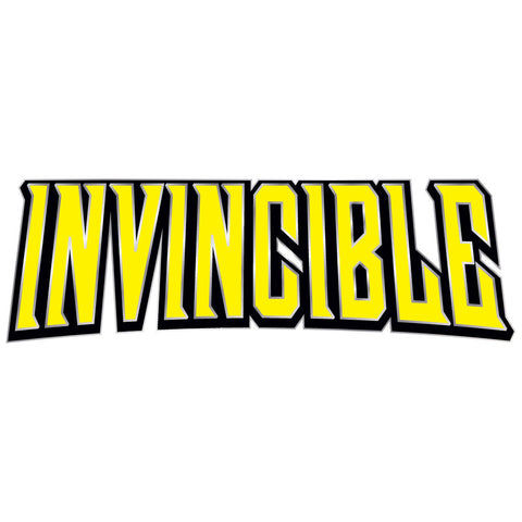 INVINCIBLE: Logo Pin