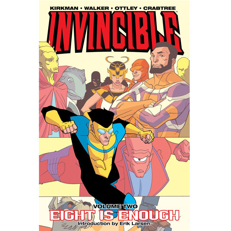 "INVINCIBLE: Volume 02 - ""Eight is Enough"""