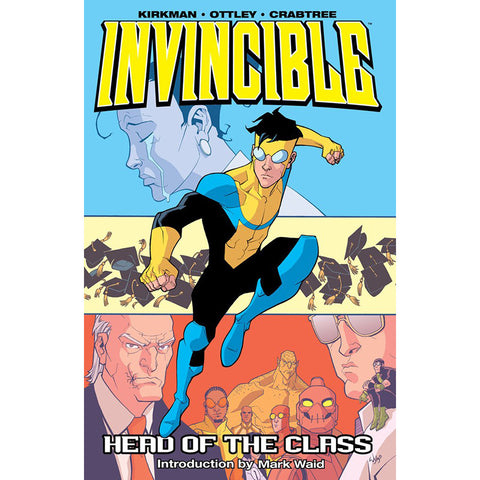 "INVINCIBLE Volume 4 - ""Head of the Class"""
