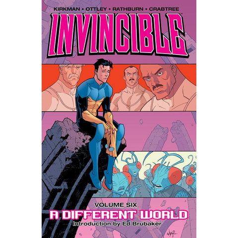 "INVINCIBLE: Volume 06 - ""Different World"""