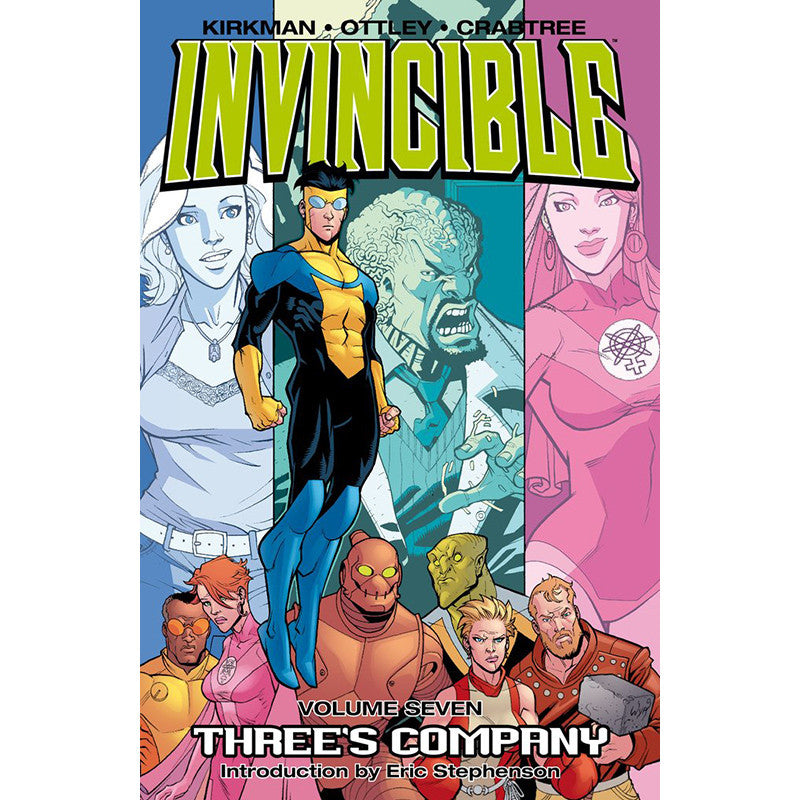 "INVINCIBLE: Volume 07 - ""Three's Company"""