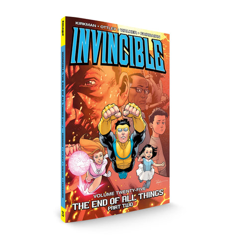 "INVINCIBLE: Volume 25 - ""The End Of All Things, Part 2"""
