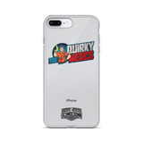 "Movie Trivia Schmoedown ""The Quirky Mercs"" - iPhone Case"