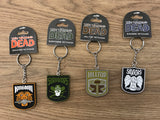 "THE WALKING DEAD ""Hilltop"" Faction Keychain"