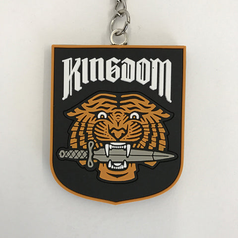 THE WALKING DEAD - Kingdom Faction Keychain