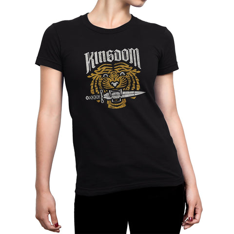 "THE WALKING DEAD: ""Kingdom Faction"" T-Shirt (Women's)"