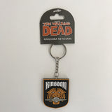 "THE WALKING DEAD ""Kingdom"" Faction Keychain"