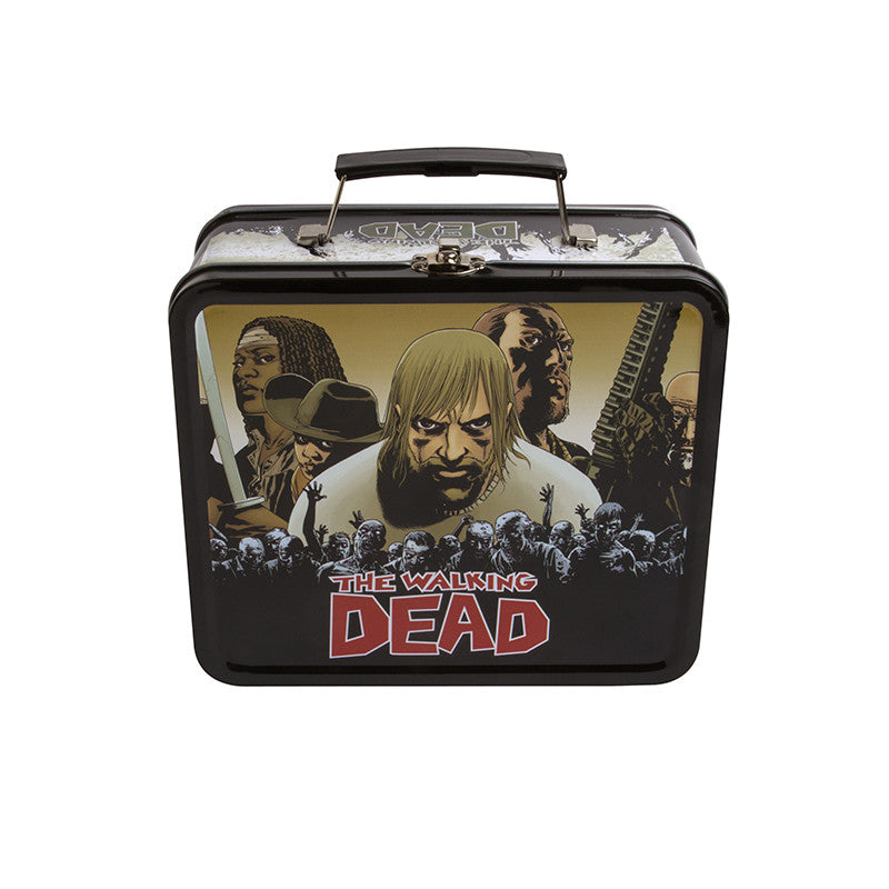 The Walking Dead Lunch Box Version 1
