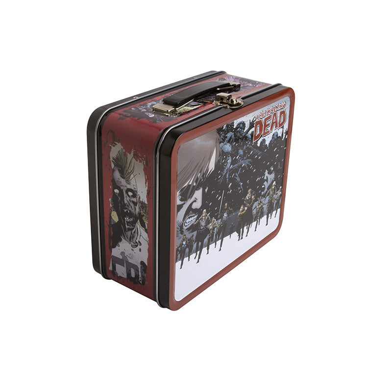 The Walking Dead Lunch Box Version 2