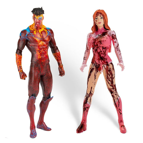 Invincible Mark & Atom Eve Power Bundle (Bloody)