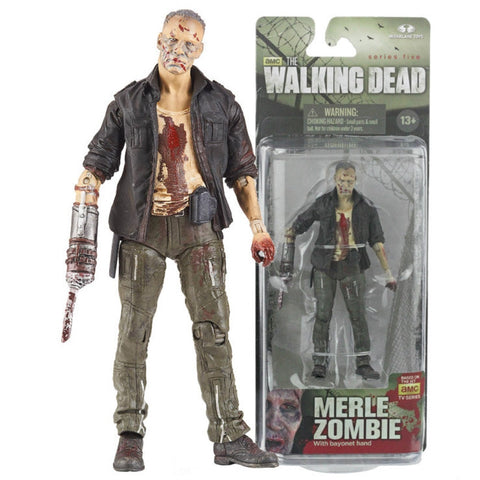 AMC's THE WALKING DEAD TV Series 5 Merle ZombieAction Figure