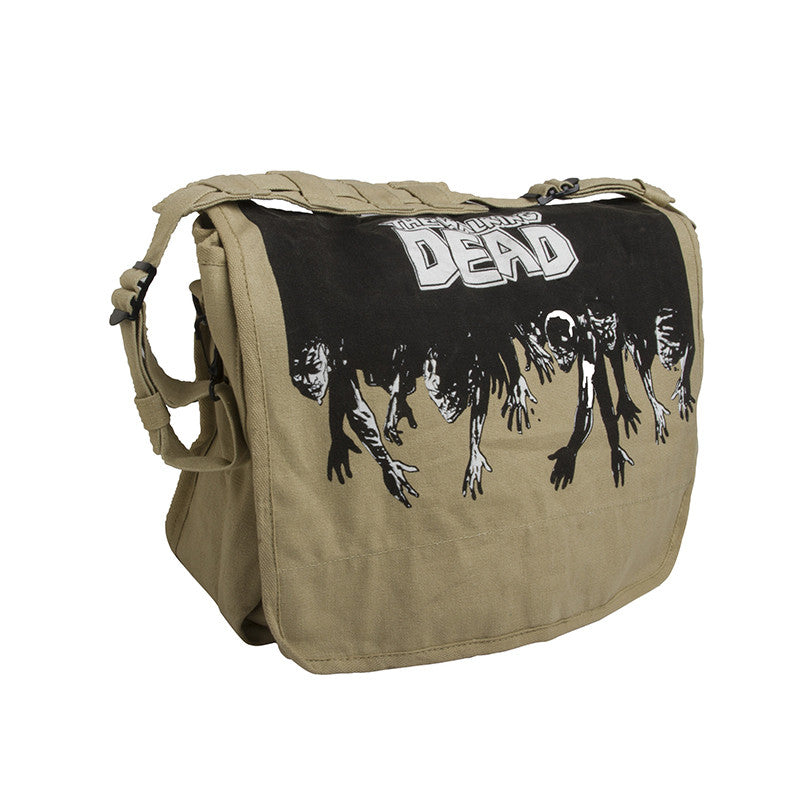 The Walking Dead Messenger Bag