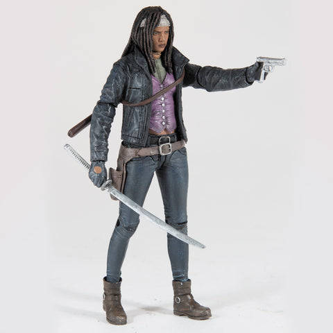 THE WALKING DEAD Michonne 2015 Action Figure (Color)
