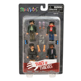 THIEF OF THIEVES: Redmond, Celia, Cohen & Augustus Minimates