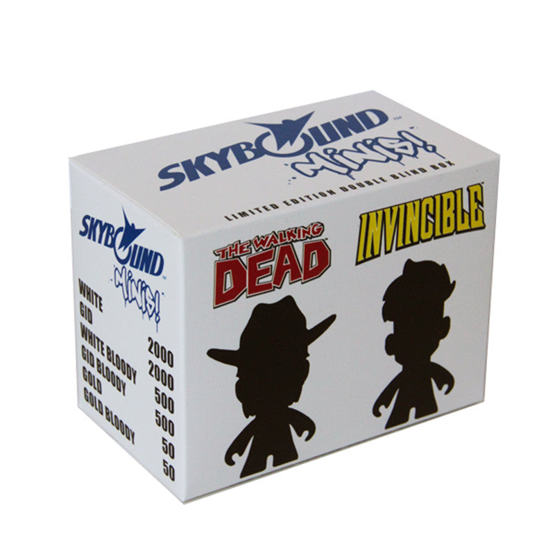 Skybound Minis Rick and Invincible 2-Pack