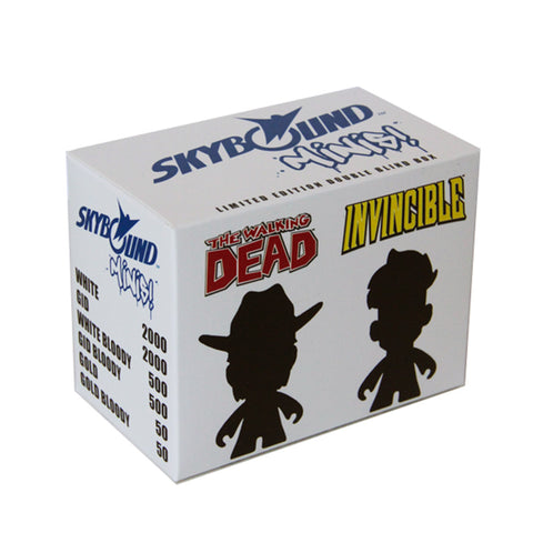 Skybound Minis: Rick and Invincible 2-Pack