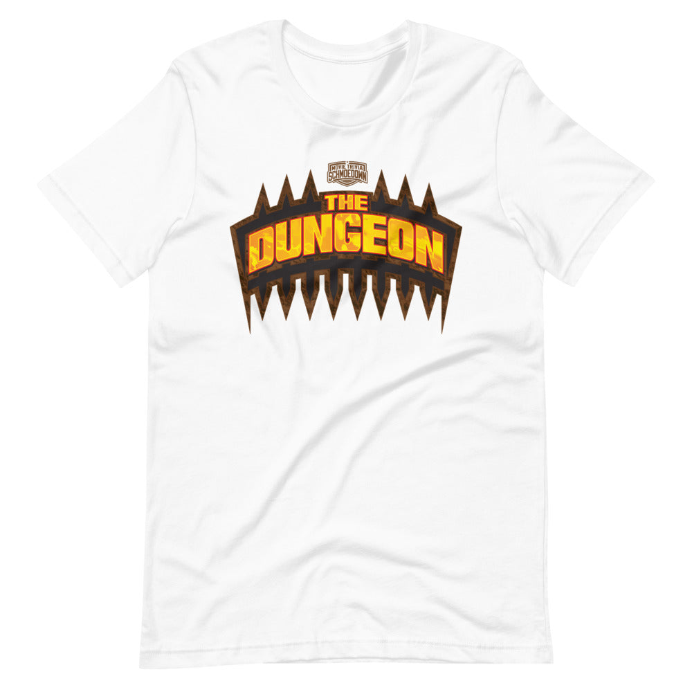 "Movie Trivia Schmoedown ""The Dungeon"" - T-Shirt"