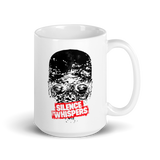 Silence The Whispers - Head Mug