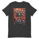 "Attack Peter ""Takoro"" - Unisex T-Shirt"