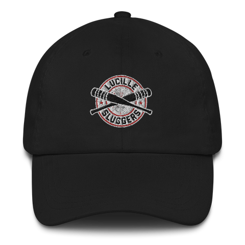 "The Walking Dead ""Lucille Sluggers"" - Dad hat"