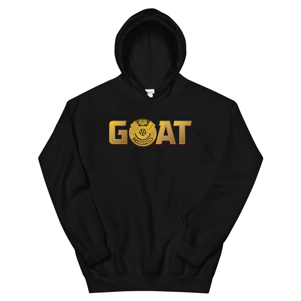 "Movie Trivia Schmoedown ""GOAT"" - Unisex Hoodie"
