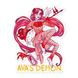 Ava's Demon - Sticker
