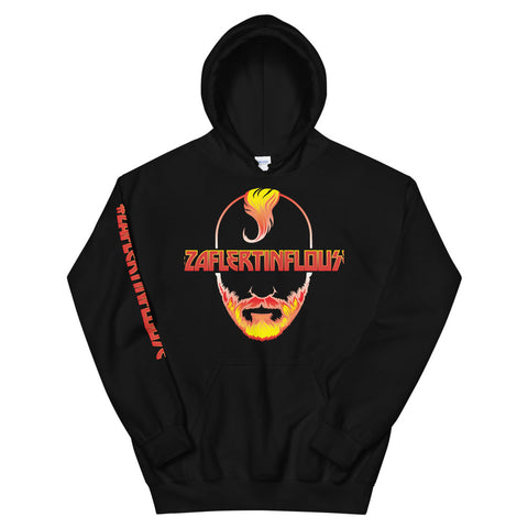 Movie Trivia Schmoedown<br>#ZAFLERTINFLOUSE Fire<br>Unisex Hoodie