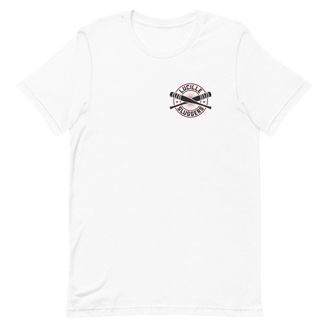 Lucille Sluggers Short Sleeve Unisex T-Shirt (Multiple Colors)