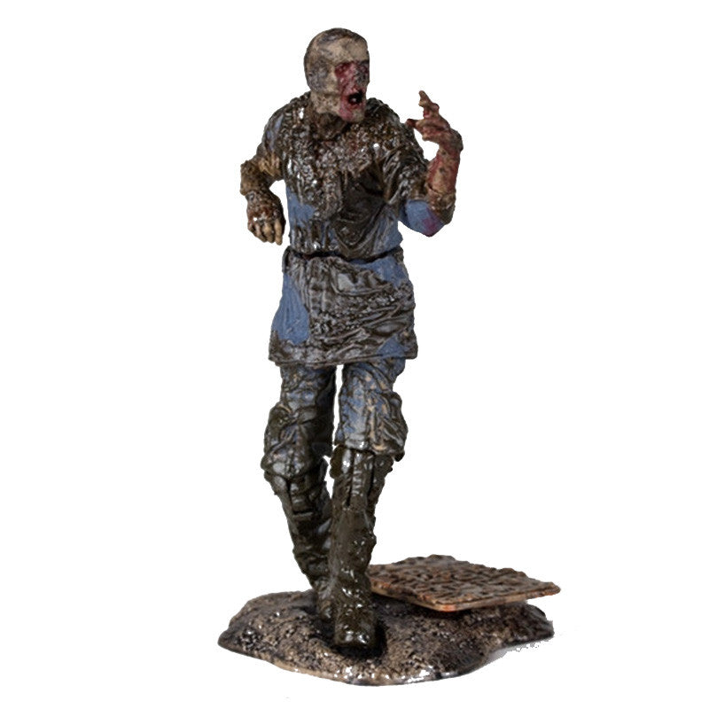 AMC's THE WALKING DEAD TV Series 7 Mud Walker Action Figure
