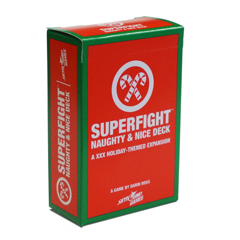 SUPERFIGHT: The Naughty & Nice Deck