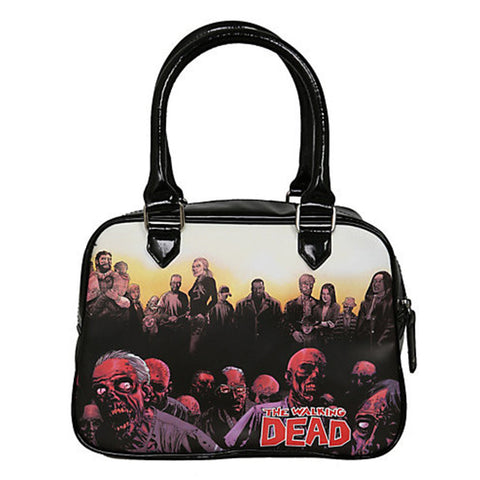 The Walking Dead Governor Purse