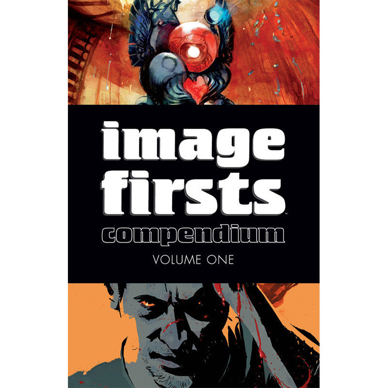 IMAGE FIRSTS Compendium Volume 1