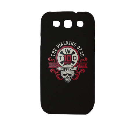 The Walking Dead 10th Anniversary Galaxy S3 Phone Case