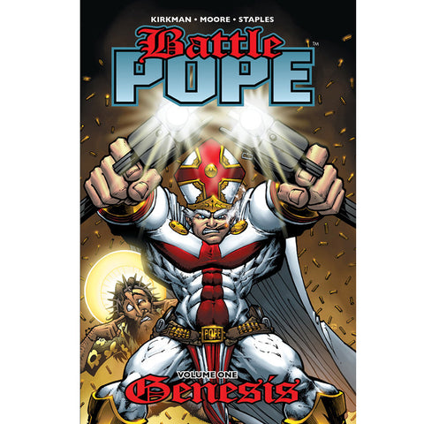 "BATTLE POPE Volume 1 - ""Genesis"""