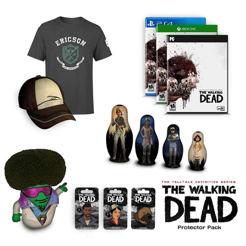 The Walking Dead: The Telltale Definitive Series - Protector Pack - Pre-Order