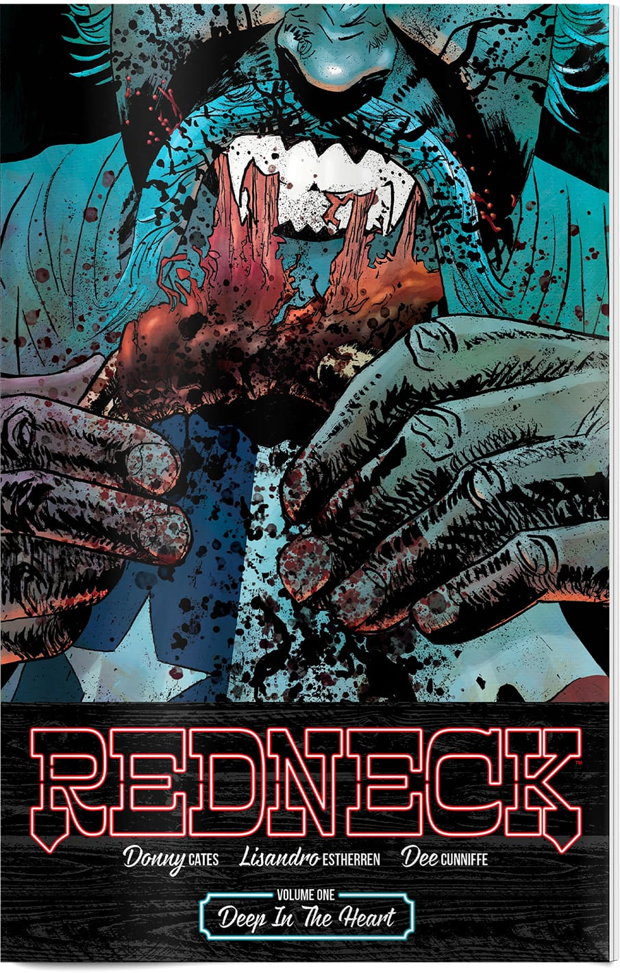"REDNECK Volume 01 - ""Deep In The Heart"""