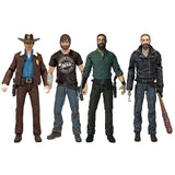 THE WALKING DEAD - Rick Grimes (Regular) 15th Anniversary 4 pack