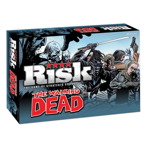 THE WALKING DEAD - Risk