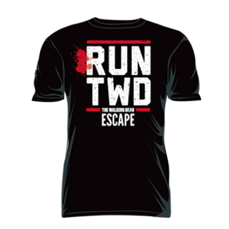 "THE WALKING DEAD ""Run TWD"" T-Shirt"