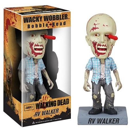 AMC's THE WALKING DEAD Funko! Wacky Wobbler Bobbleheads - RV Walker