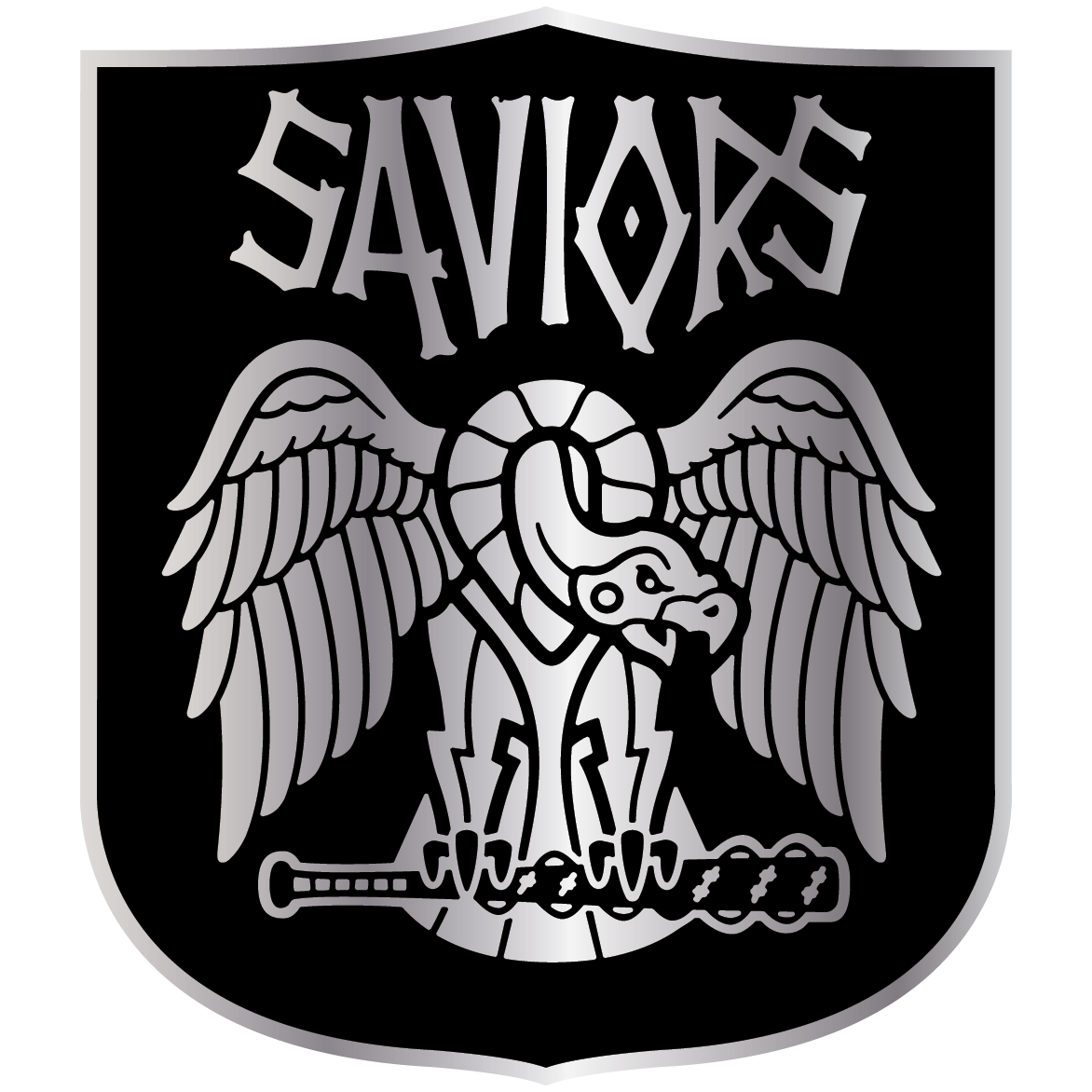 THE WALKING DEAD - Saviors Faction Pin