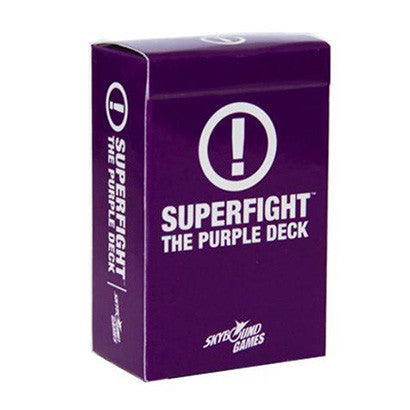 SUPERFIGHT: The Purple Deck