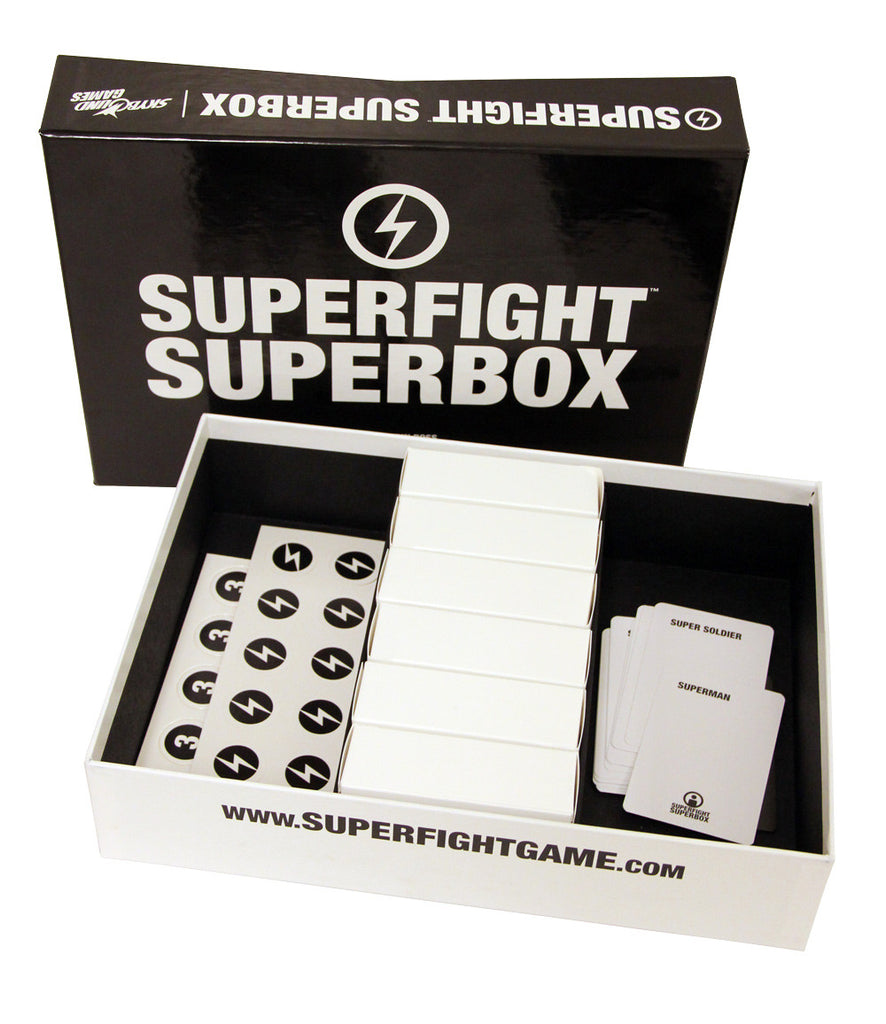 Superfight Superbox (Storage Box for Superfight)