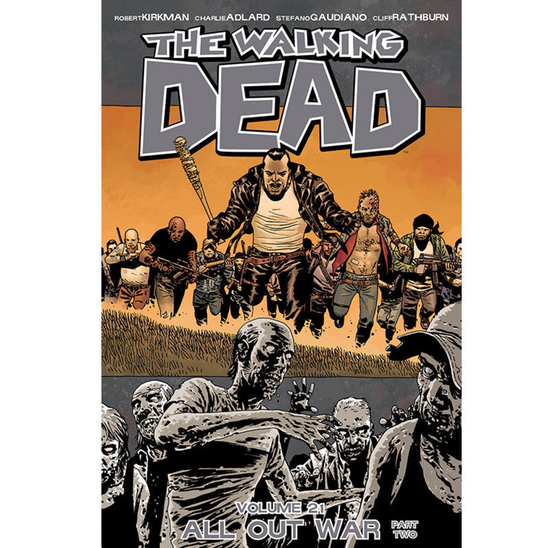 "THE WALKING DEAD Volume 21 - ""All Out War Part 2"""