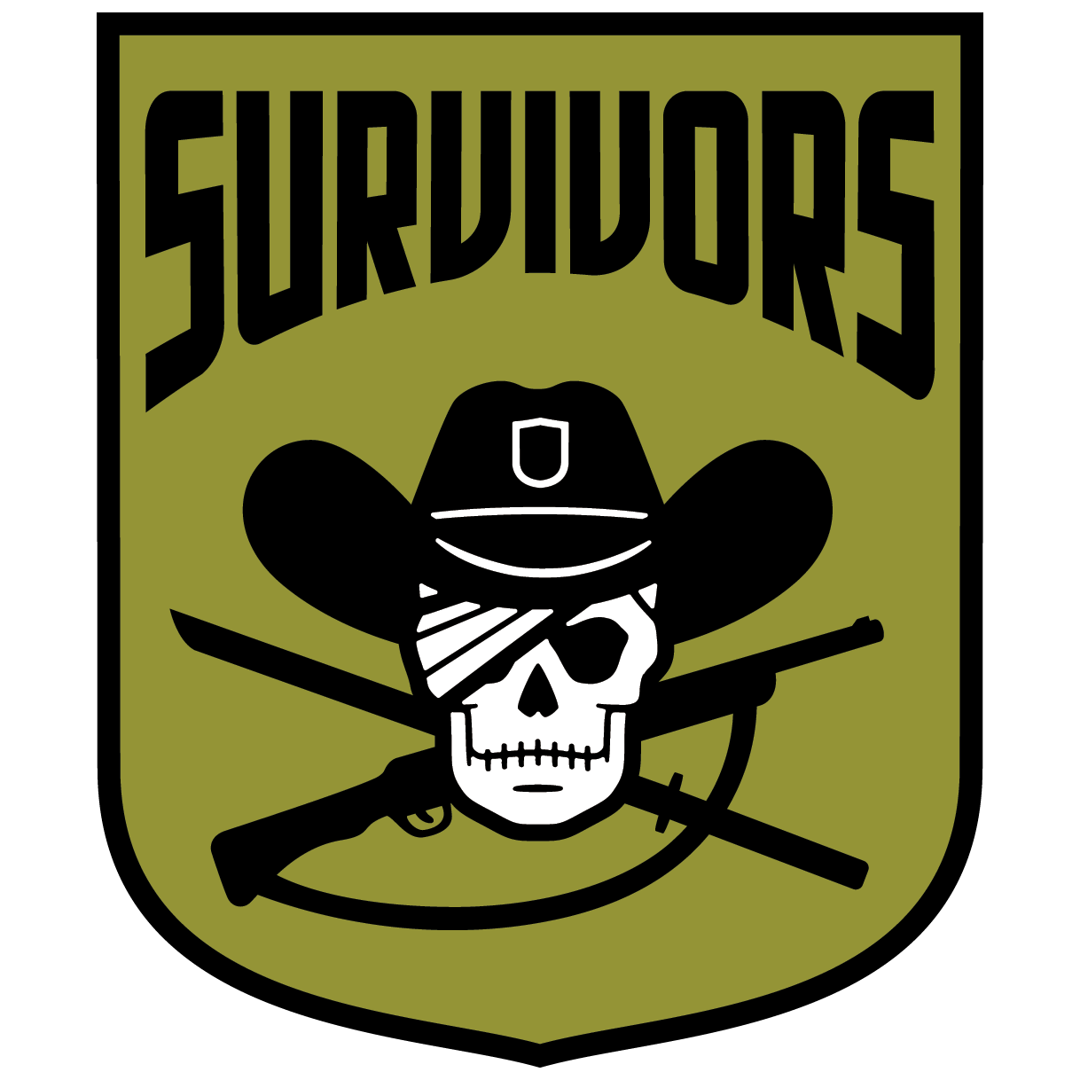 THE WALKING DEAD - Survivors Faction Pin